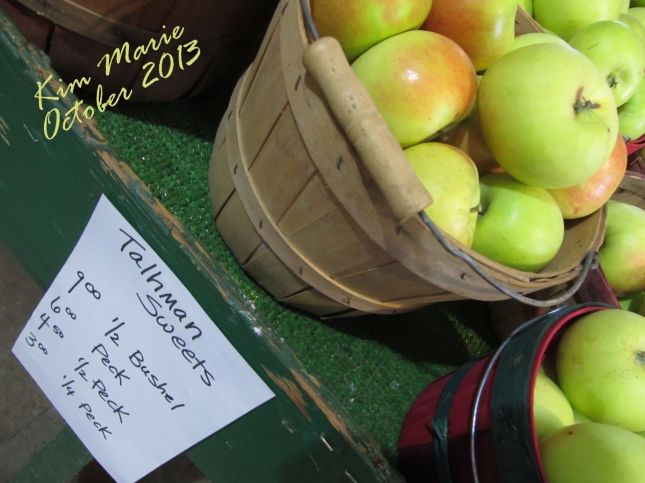 Talhman Sweet Apples