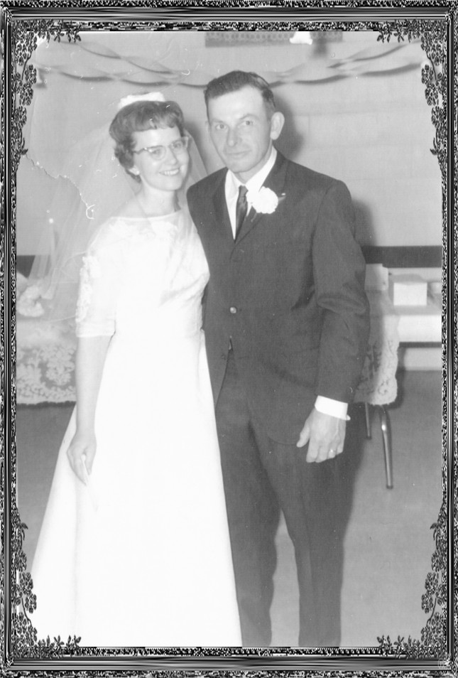 Harold and Jean Wedding